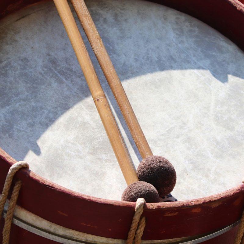 Die Trommel als Kombination