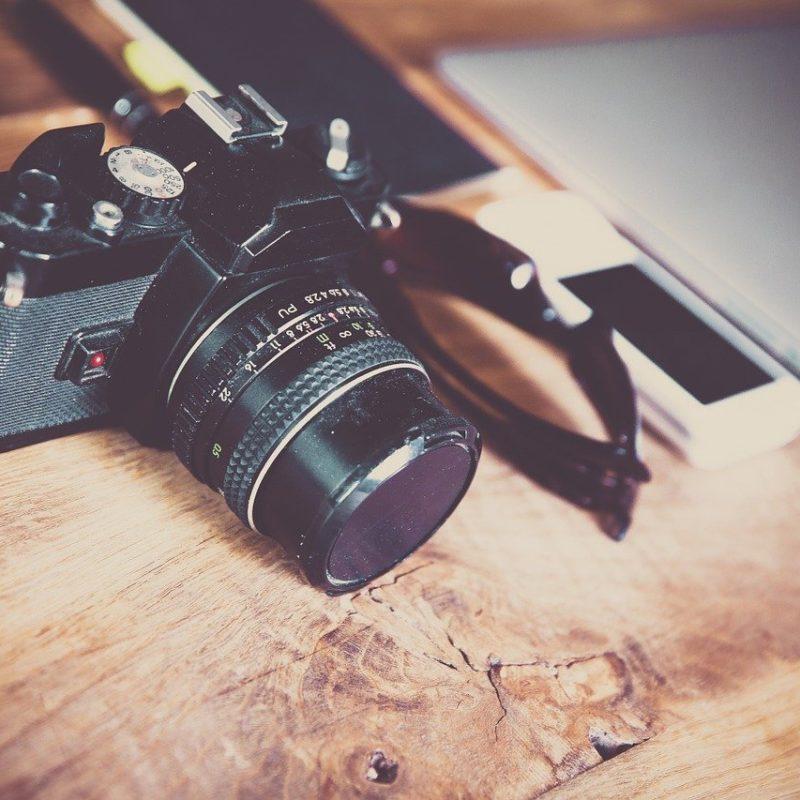 Die Kamera als Kombination