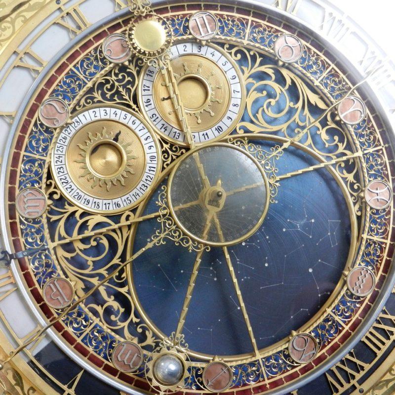Die Uhr als Kombination