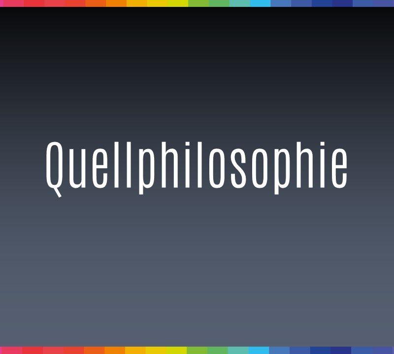 Quellphilosophie