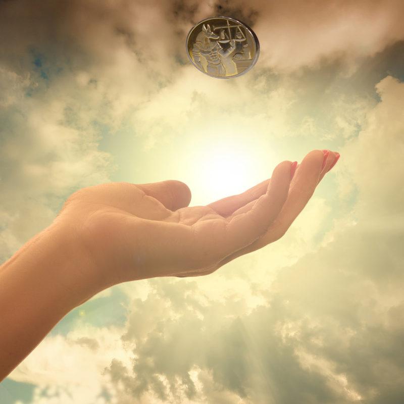 Mehr Spiritualität in Unternehmen. Manager die meditieren und ihr menschliches Sein fokussieren.