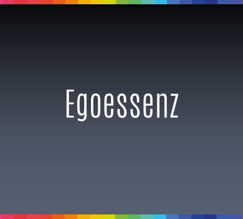 Egoessenz